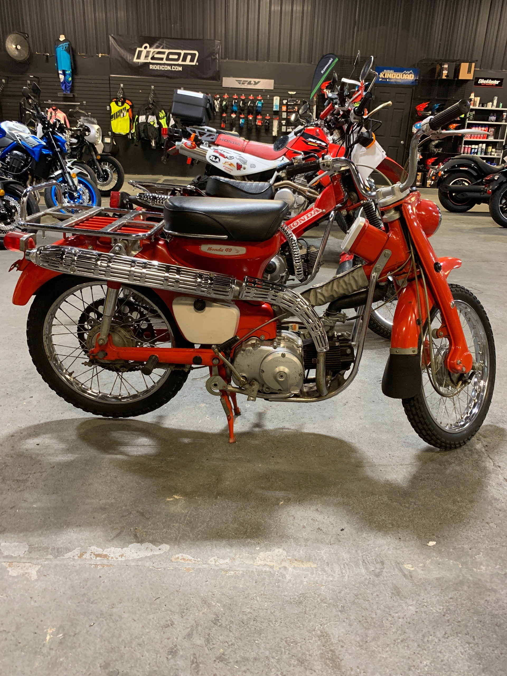 1965 HONDA CT-200 in Kingsport, Tennessee - Photo 1