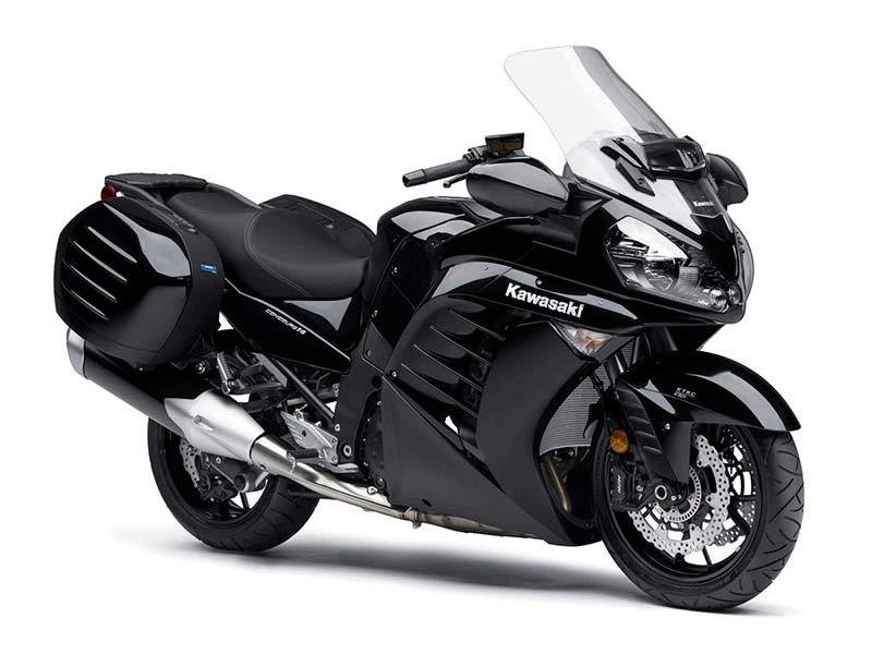 2015 Kawasaki Concours® 14 ABS in Kingsport, Tennessee