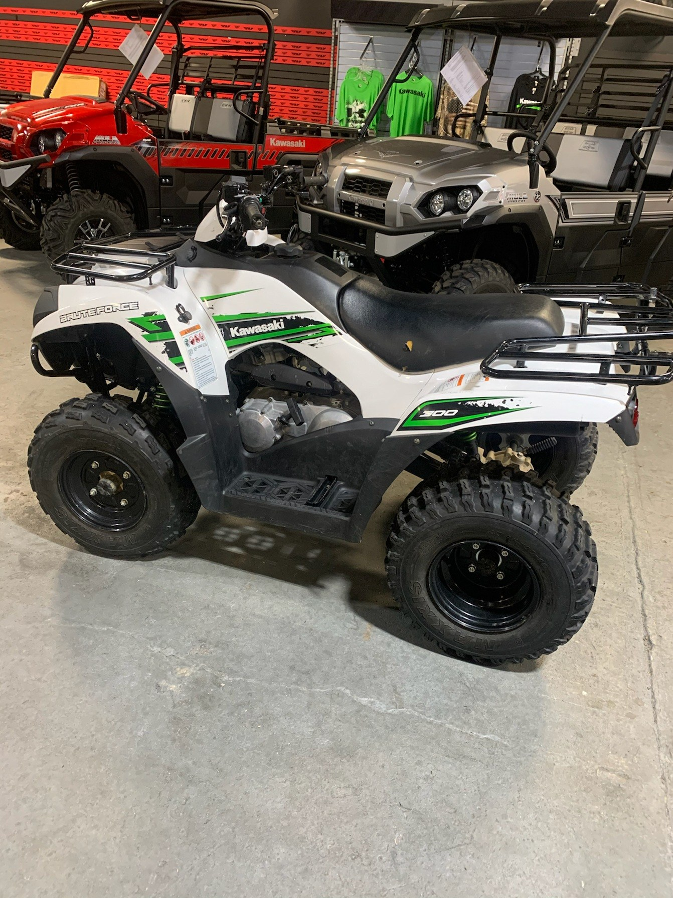 2018 Kawasaki BRUTE FORCE 300 in Kingsport, Tennessee - Photo 1