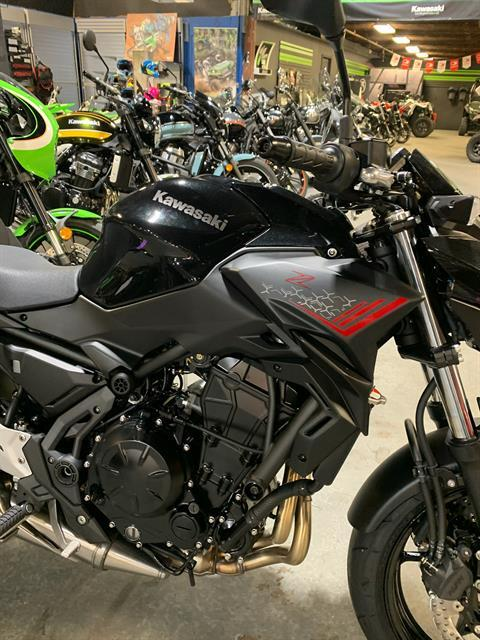 2020 Kawasaki Z-650 in Kingsport, Tennessee - Photo 2