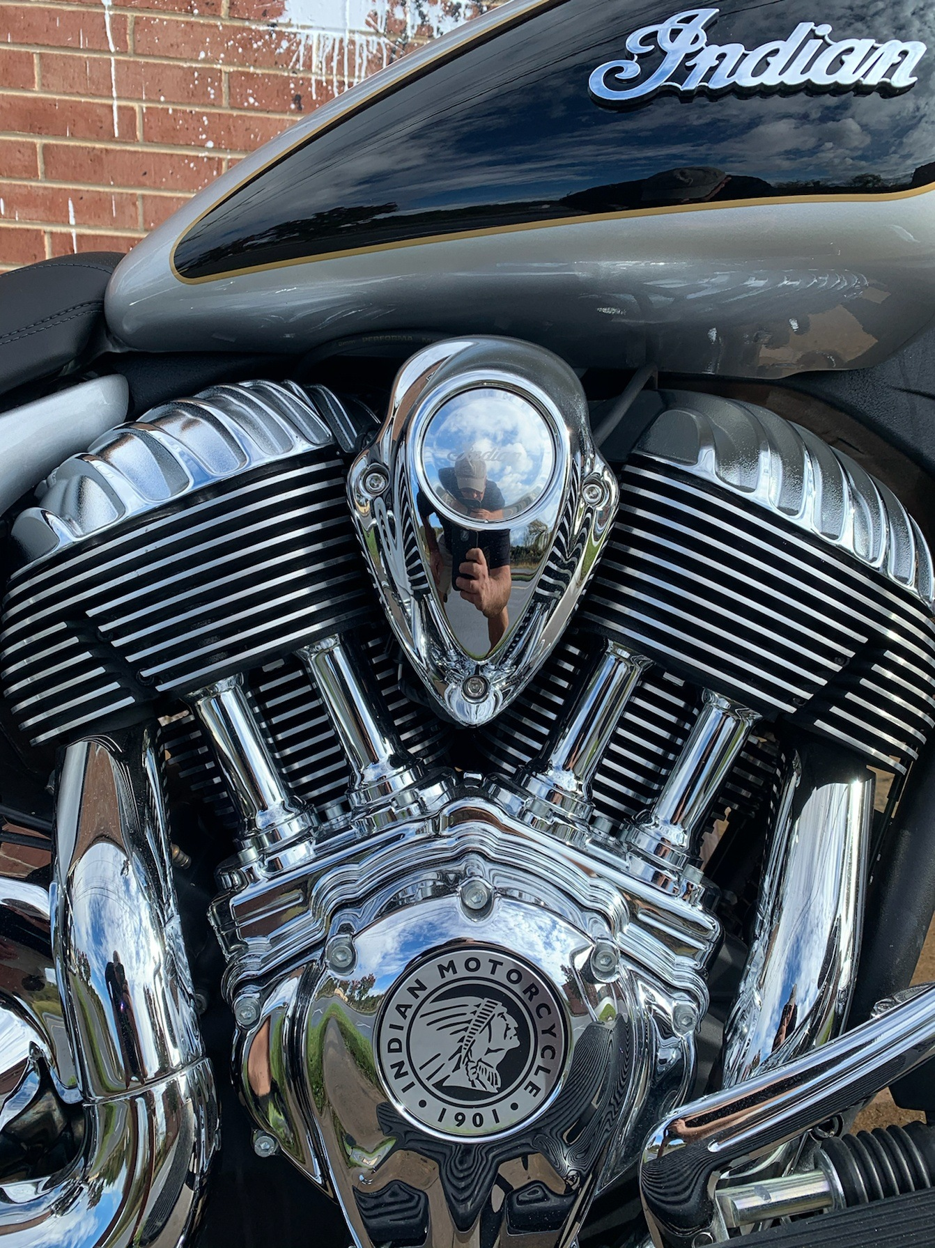 2016 Indian Chief® Vintage in Kingsport, Tennessee - Photo 4