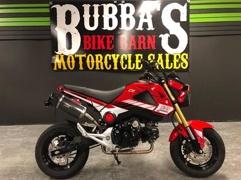 2015 Honda Grom® in Kingsport, Tennessee