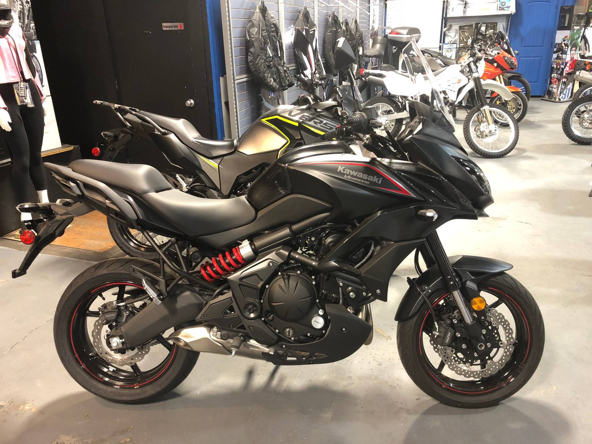 2018 Kawasaki Versys 650 ABS in Kingsport, Tennessee - Photo 1