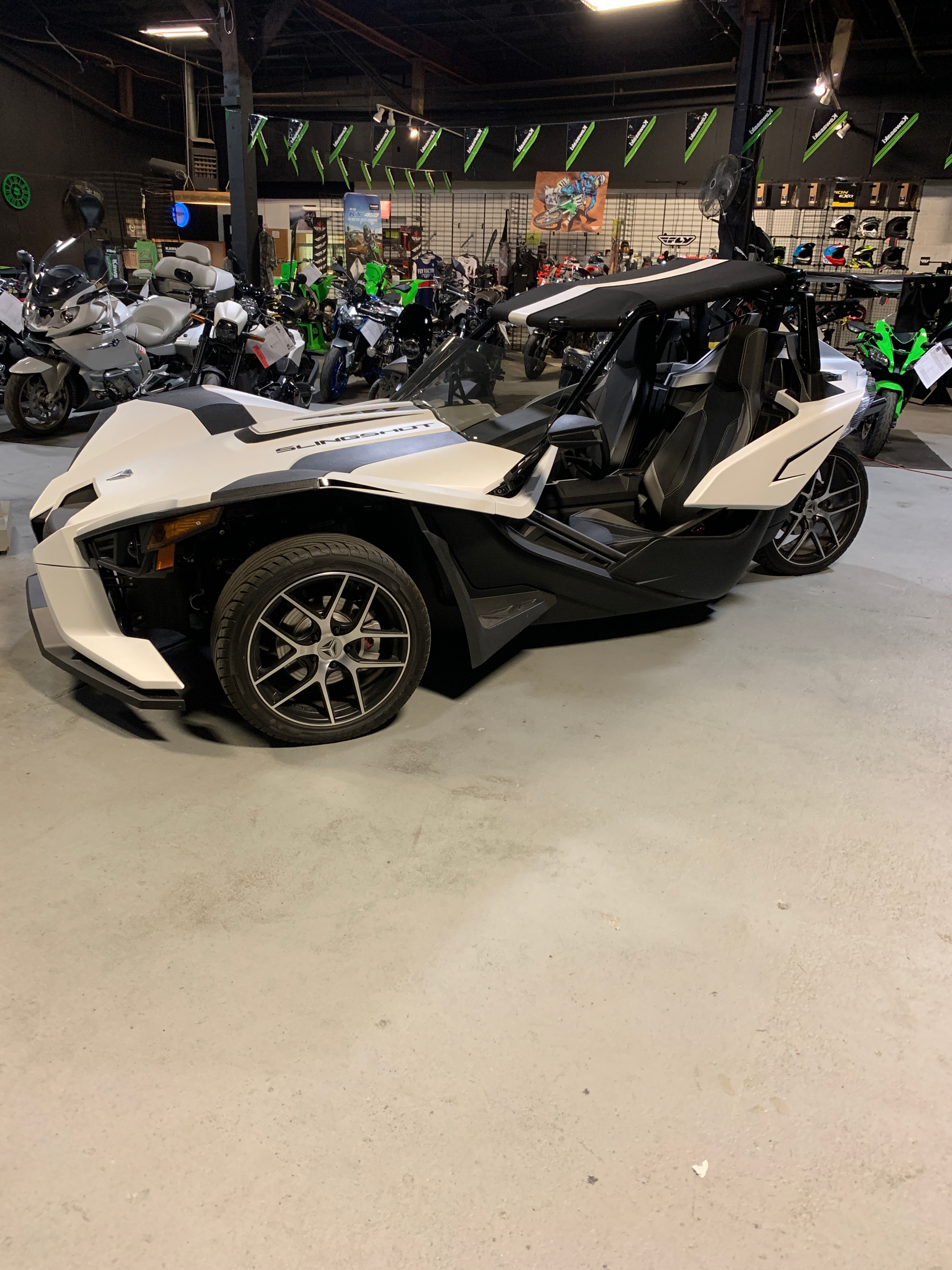 2019 Slingshot Slingshot SL ICON in Kingsport, Tennessee - Photo 1