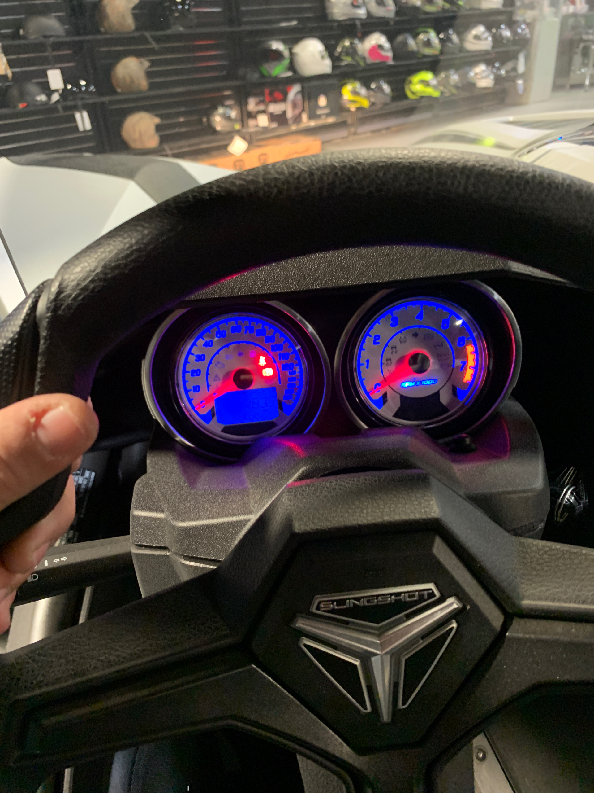 2019 Slingshot Slingshot SL ICON in Kingsport, Tennessee - Photo 6