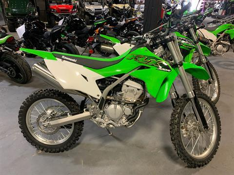 2020 Kawasaki KLX 300 R in Kingsport, Tennessee