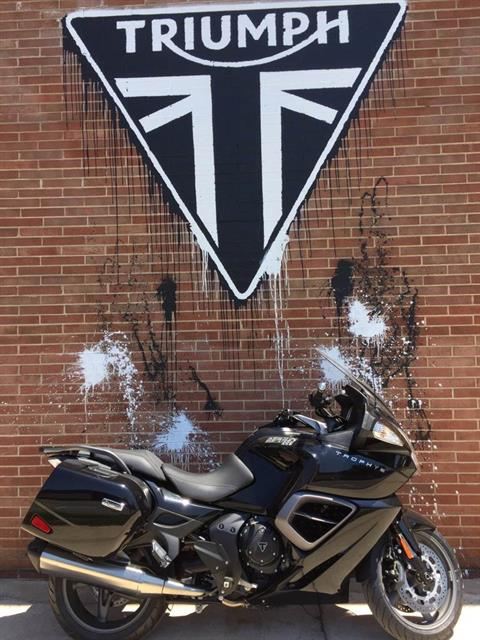 2017 Triumph Trophy SE ABS in Kingsport, Tennessee