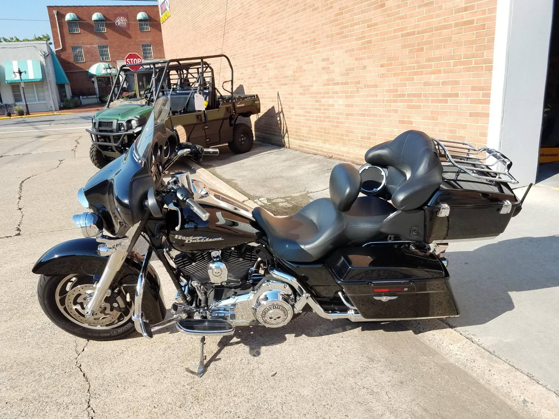 2008 Harley-Davidson Street Glide® in Kingsport, Tennessee