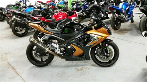 2008 Suzuki GSX-R1000™ in Kingsport, Tennessee
