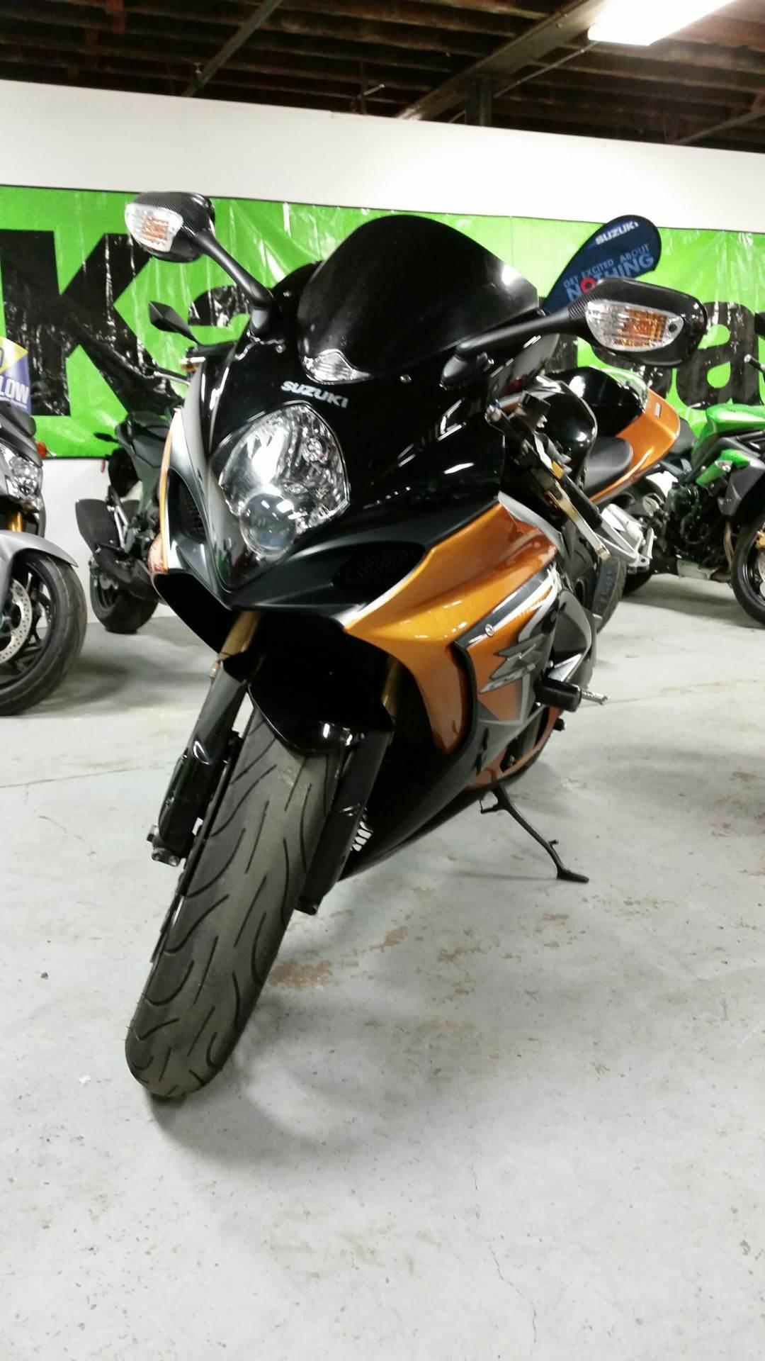 2008 Suzuki GSX-R1000™ in Kingsport, Tennessee