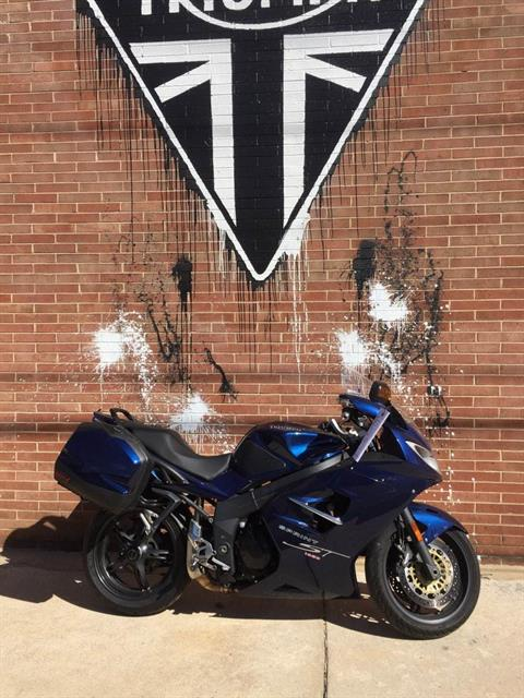 2008 Triumph Sprint ST in Kingsport, Tennessee