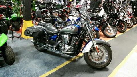 2010 Kawasaki Vulcan® 900 Classic LT in Kingsport, Tennessee