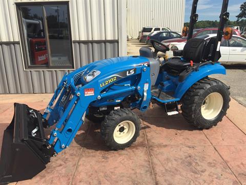 2016 LS Tractor XJ2025H in Dassel, Minnesota