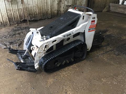 2014 Bobcat MT55 in Dassel, Minnesota