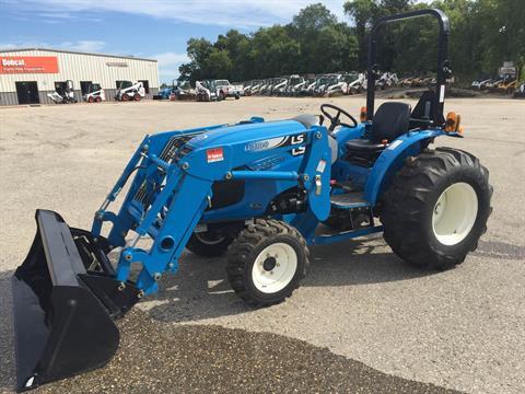 2015 LS Tractor XG3037H in Dassel, Minnesota
