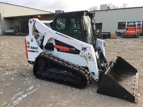 2016 Bobcat T650 in Dassel, Minnesota