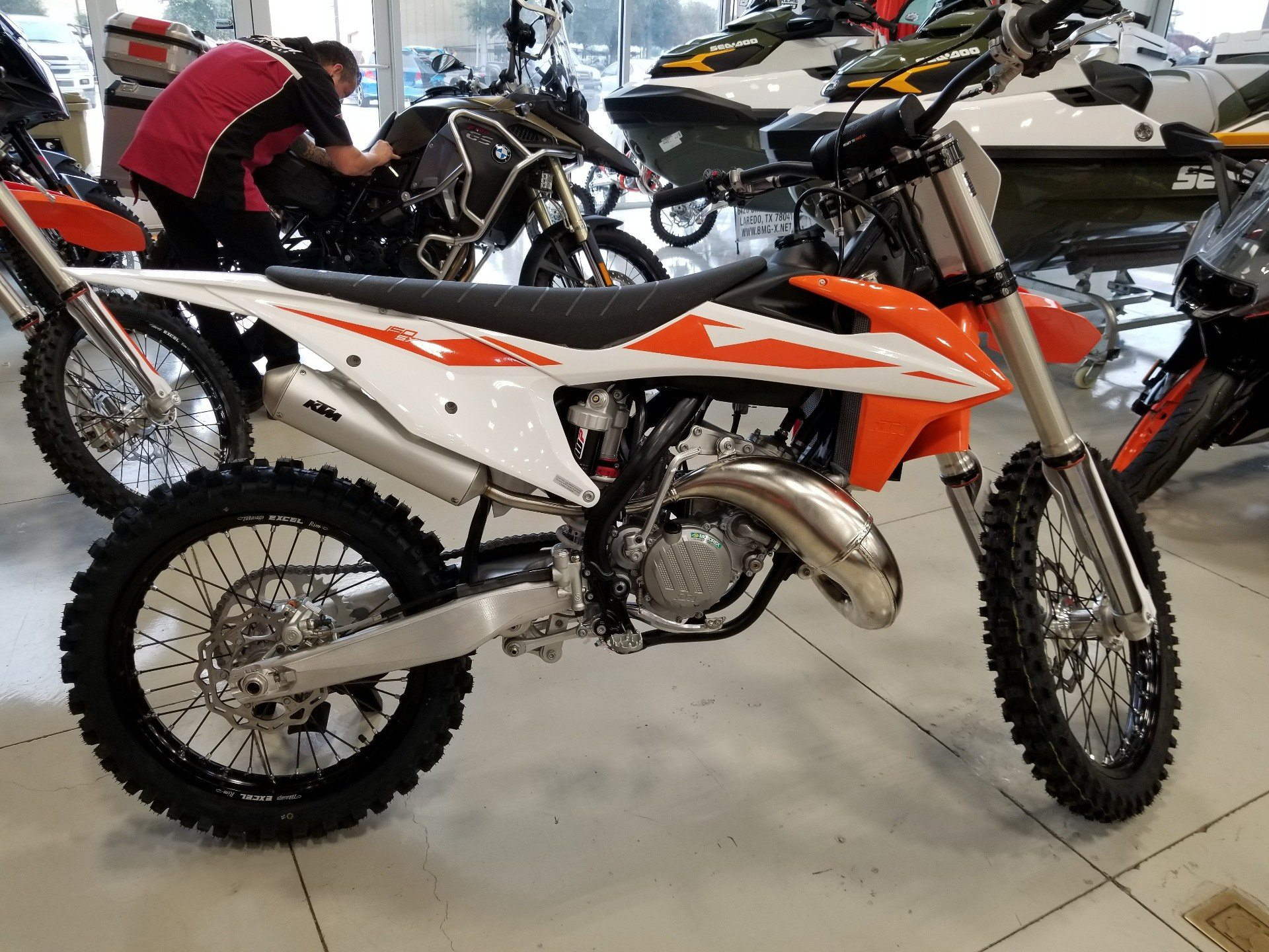2019 KTM 150 SX in Laredo, Texas