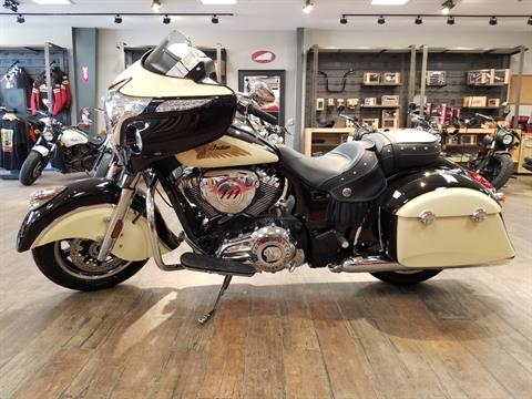 2019 Indian Chieftain® Classic ABS in Laredo, Texas - Photo 10