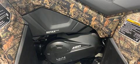 2020 Can-Am Outlander Mossy Oak Edition 450 in Laredo, Texas - Photo 3