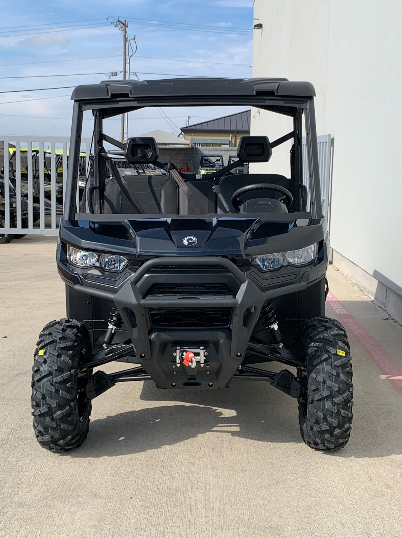 2020 Can-Am Defender Pro XT HD10 in Laredo, Texas - Photo 2