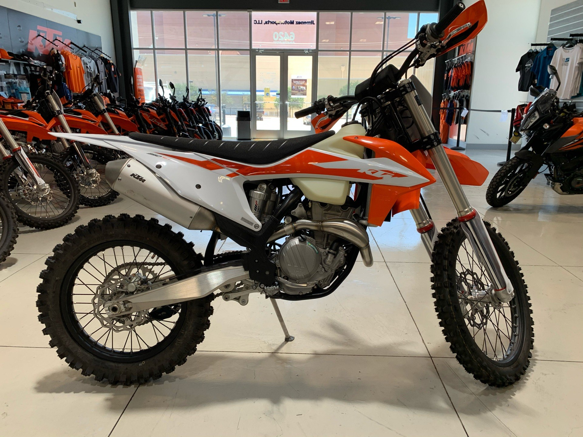 2020 KTM 350 XC-F in Laredo, Texas - Photo 2