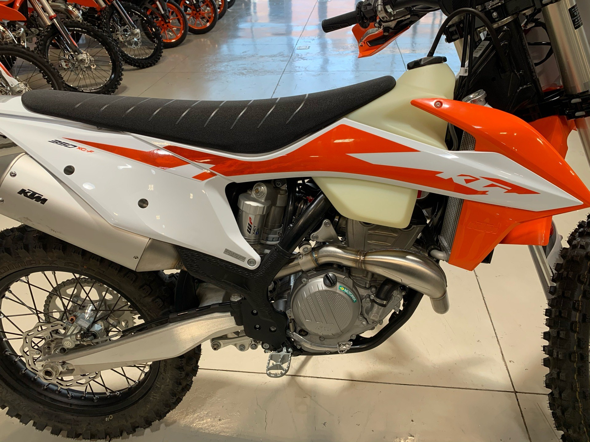 2020 KTM 350 XC-F in Laredo, Texas - Photo 3
