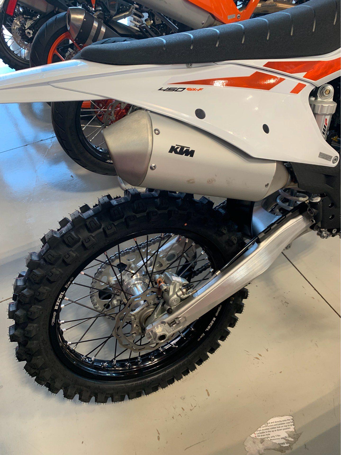 2019 KTM 450 SX-F in Laredo, Texas