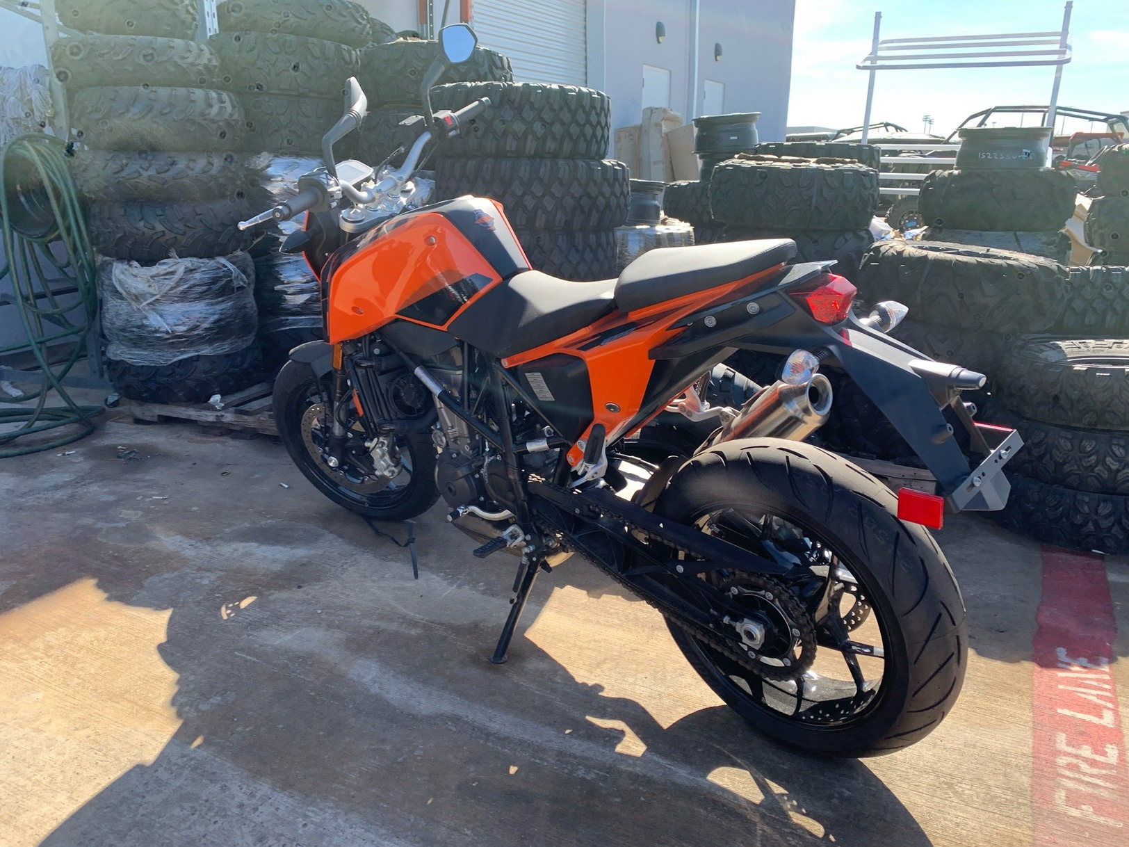 2017 KTM 690 Duke in Laredo, Texas