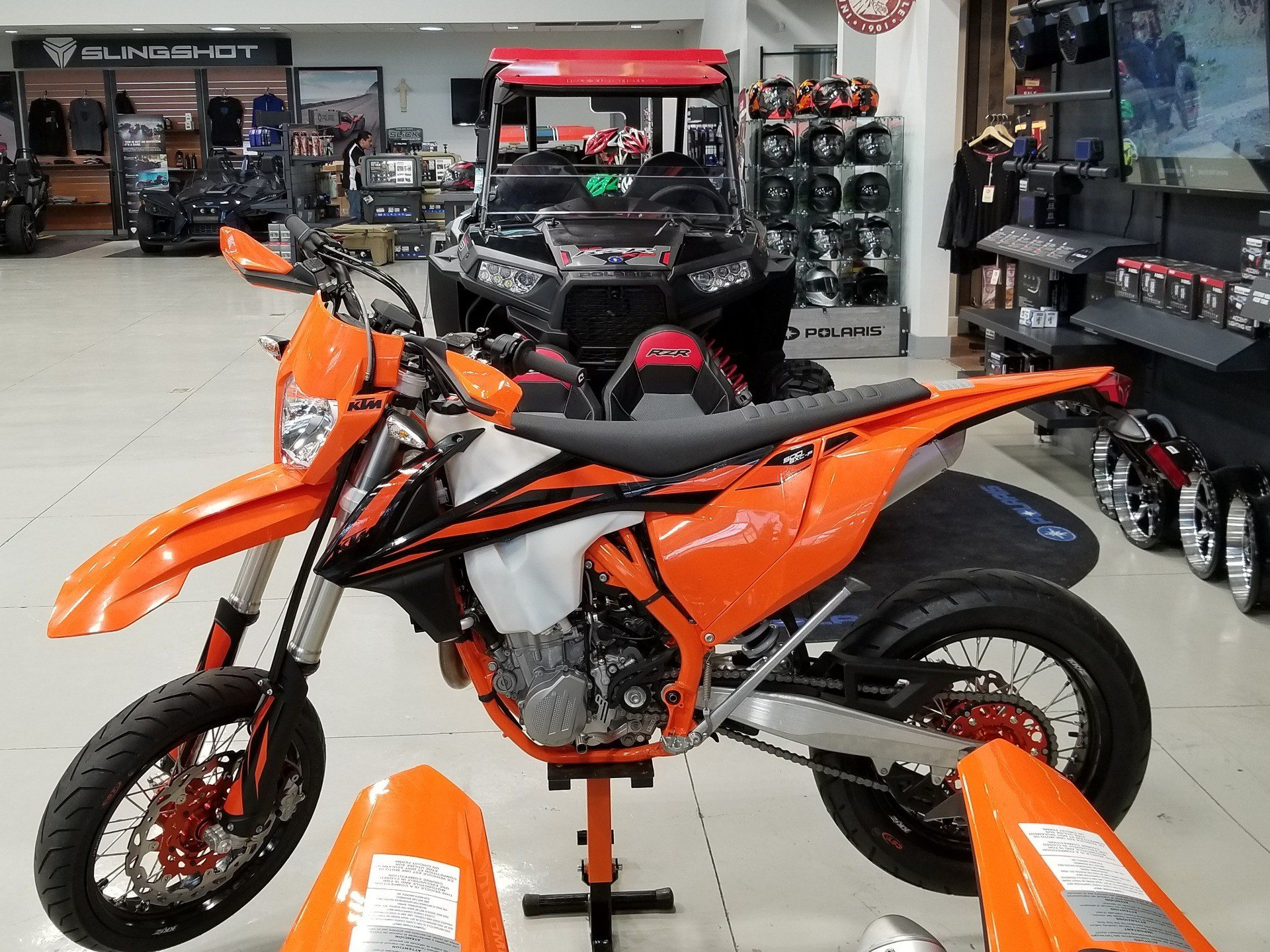 2019 KTM 500 EXC-F in Laredo, Texas