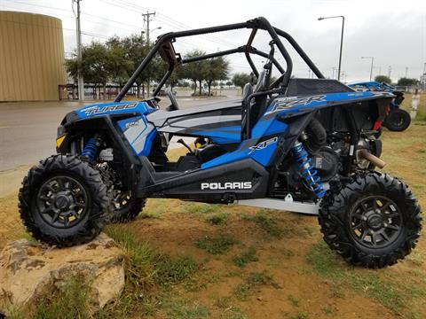 2018 Polaris RZR XP Turbo EPS in Laredo, Texas