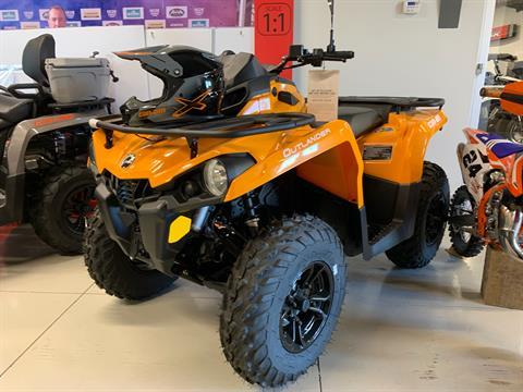 2018 Can-Am Outlander DPS 570 in Laredo, Texas