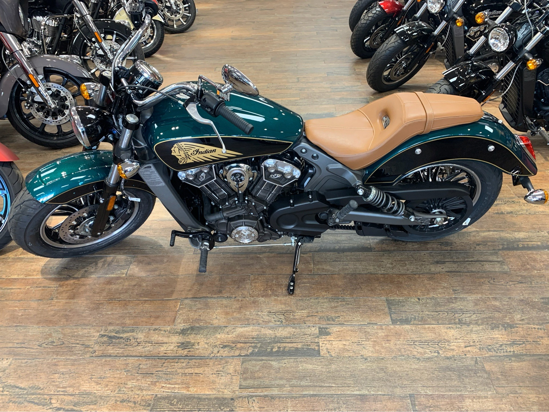 2020 Indian Scout® ABS in Laredo, Texas - Photo 2