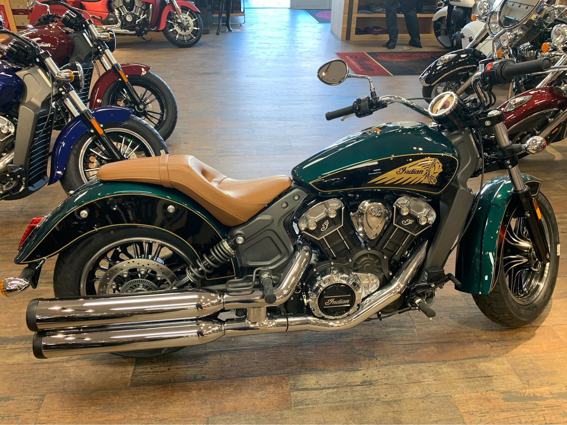 2020 Indian Scout® ABS in Laredo, Texas - Photo 1