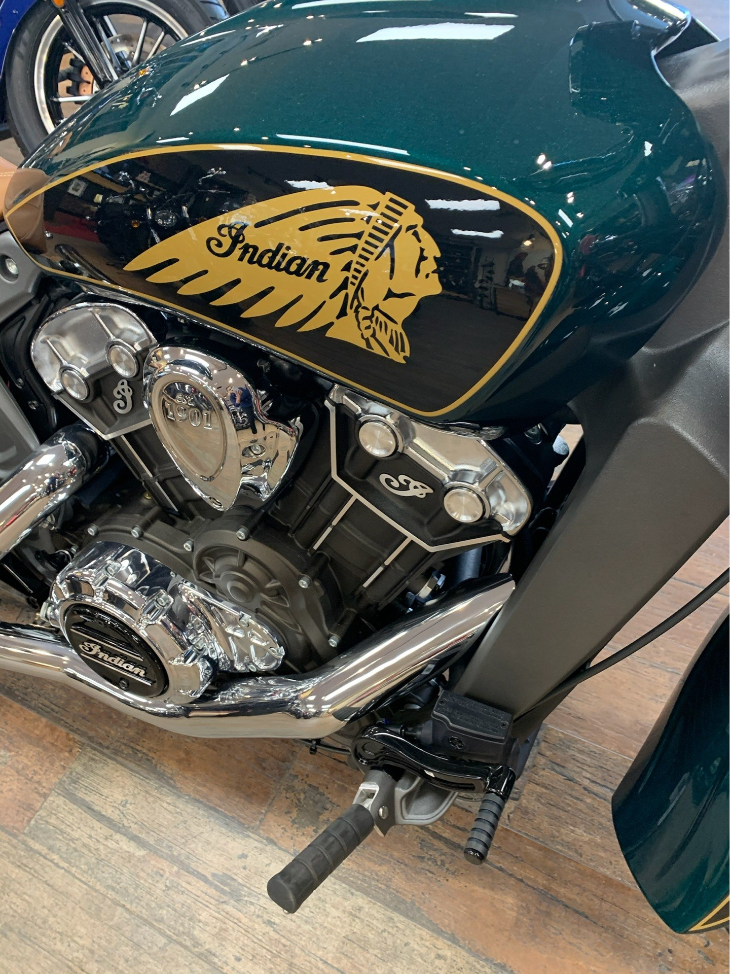 2020 Indian Scout® ABS in Laredo, Texas - Photo 4