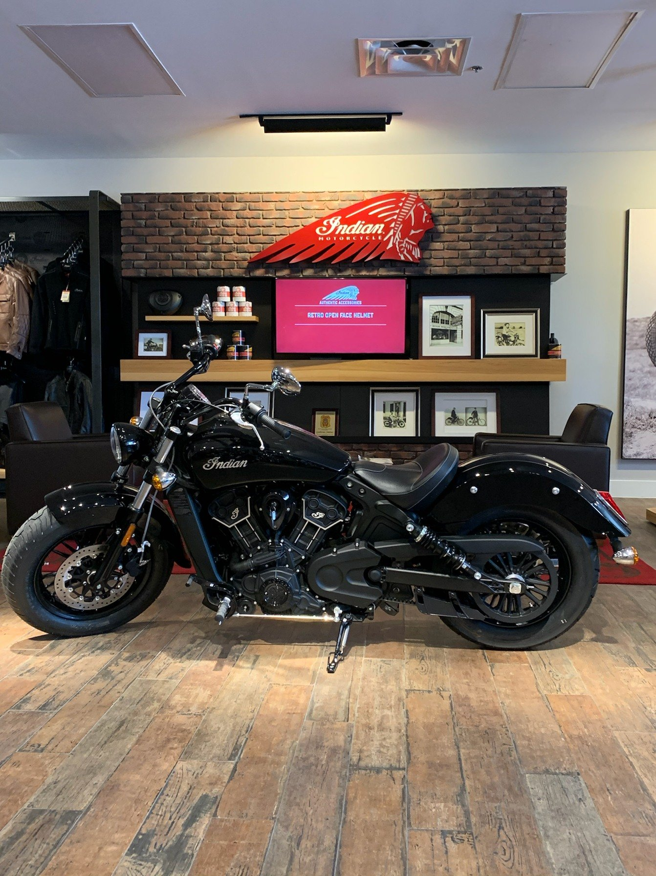 2020 Indian Scout® Sixty in Laredo, Texas - Photo 3