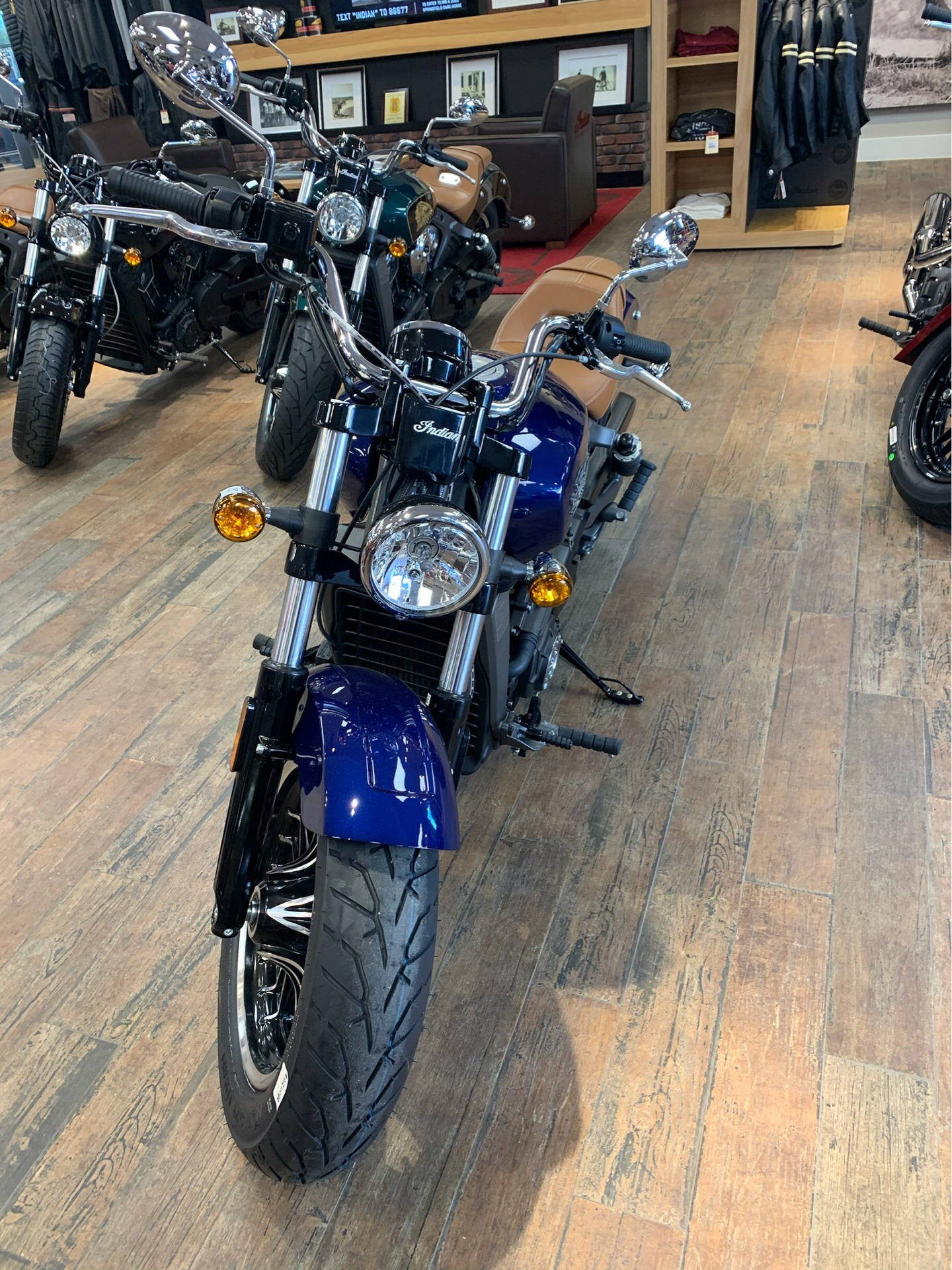 2020 Indian Scout® ABS in Laredo, Texas - Photo 3