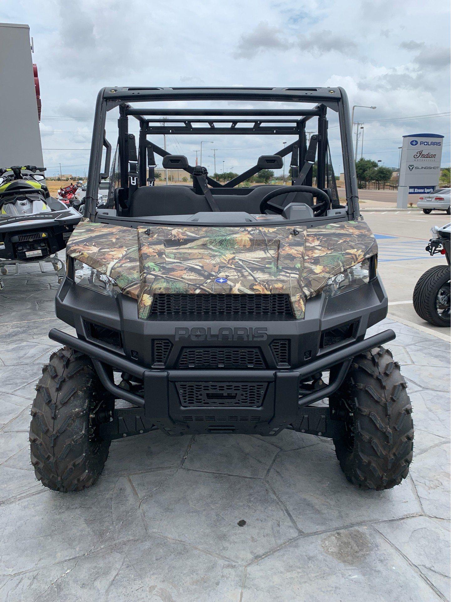 Polaris Ranger Crew 900 >> 2019 Polaris Ranger Crew Xp 900 Eps In Laredo Texas