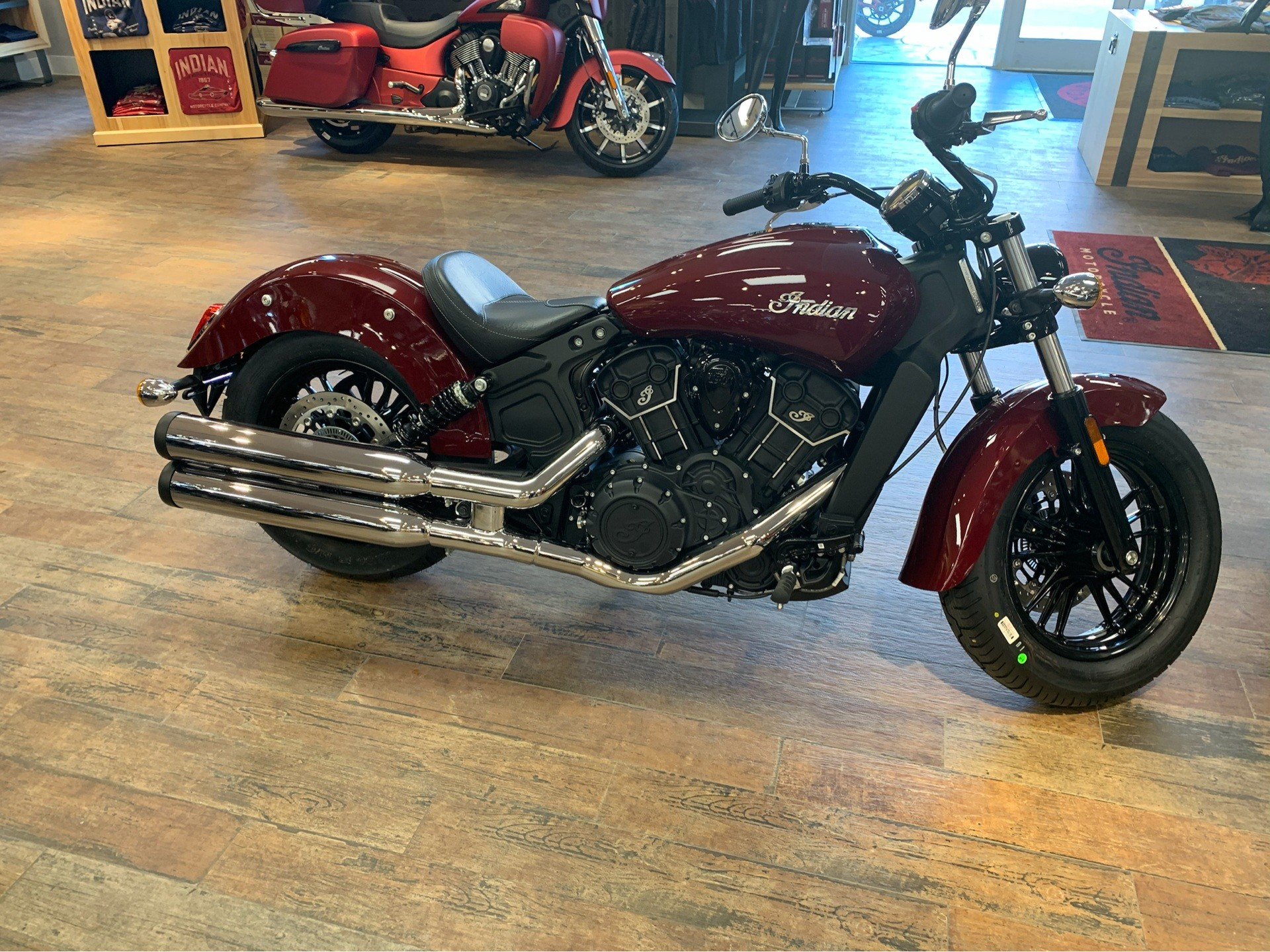 2020 Indian Scout® Sixty ABS in Laredo, Texas - Photo 3