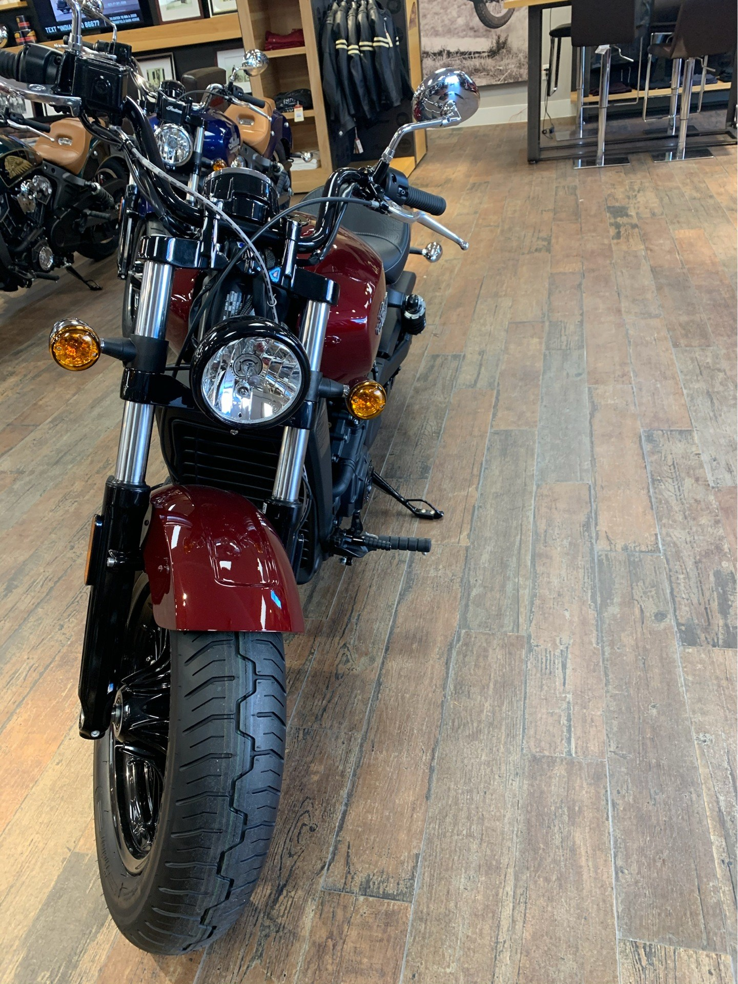 2020 Indian Scout® Sixty ABS in Laredo, Texas - Photo 5
