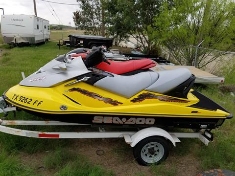 2003 Sea-Doo GTX 4-TEC Supercharged in Laredo, Texas