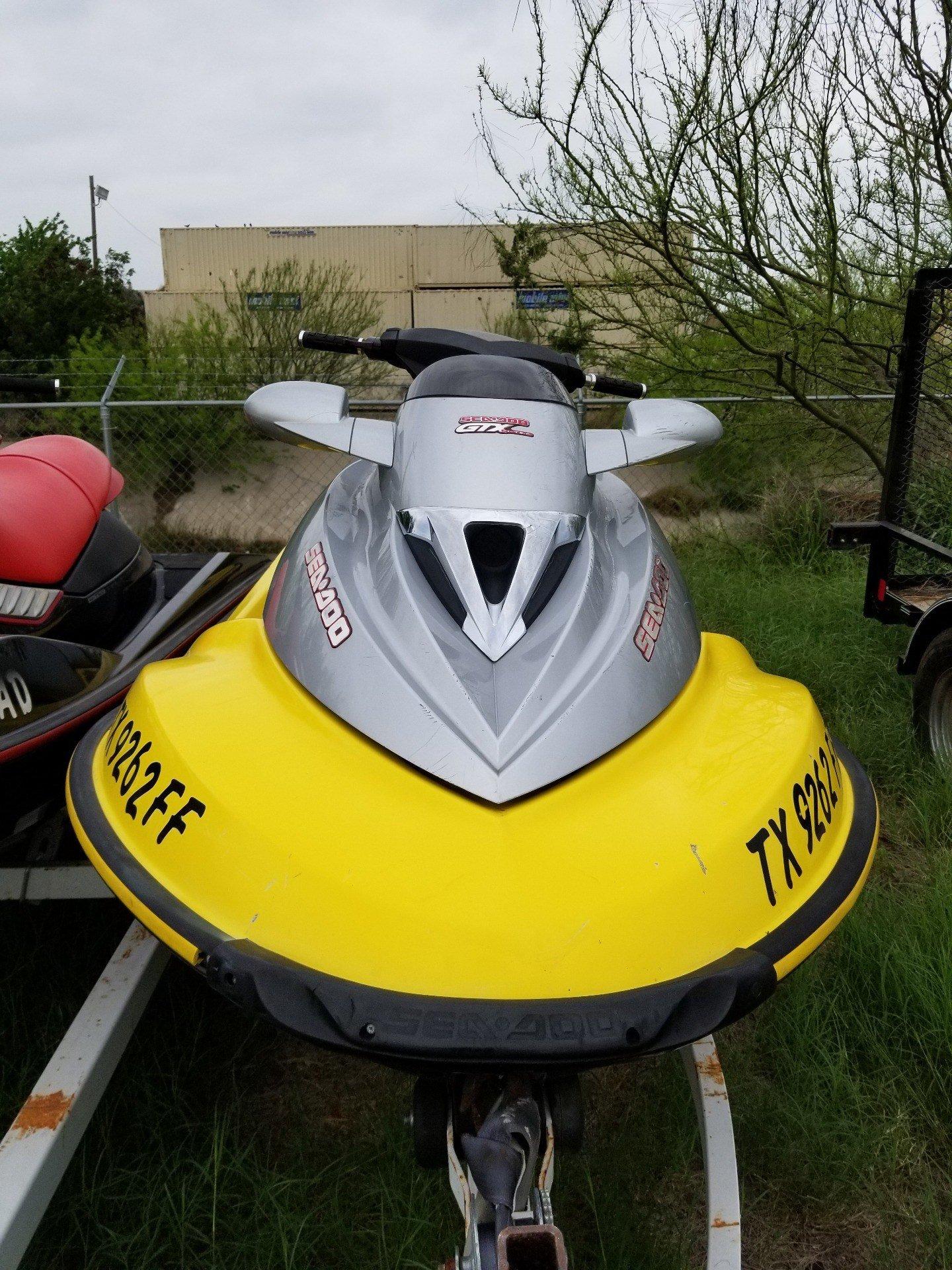 2003 Sea-Doo GTX 4-TEC Supercharged in Laredo, Texas