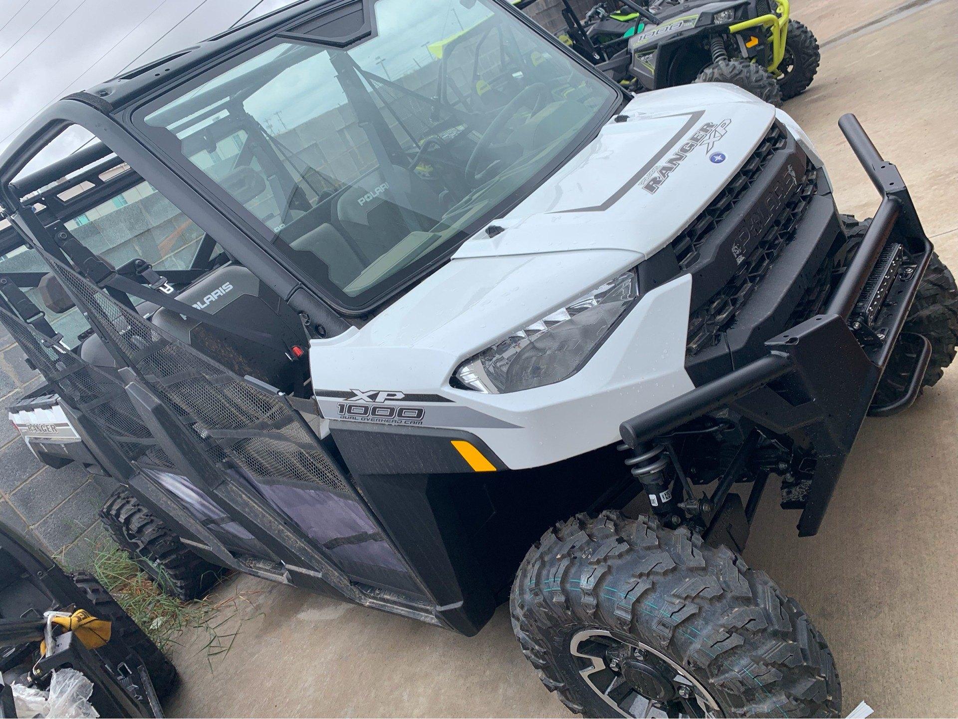 2019 Polaris Ranger Crew XP 1000 EPS Premium 3