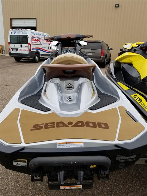 2018 Sea-Doo GTI Limited 155 in Laredo, Texas