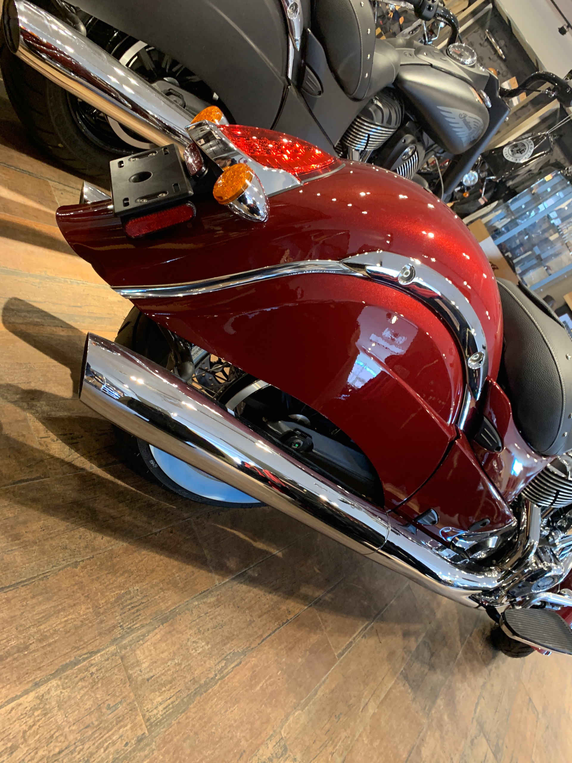 2018 Indian Chief® Classic ABS in Laredo, Texas