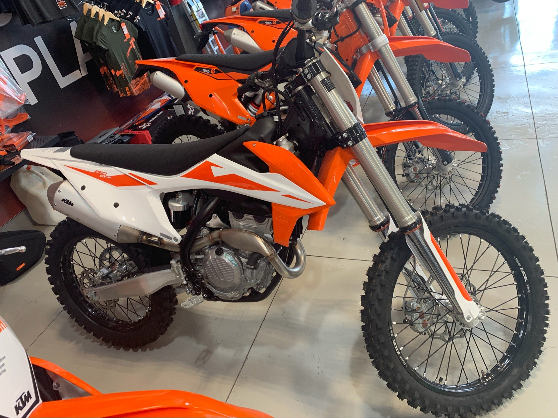2019 KTM 250 SX-F in Laredo, Texas - Photo 2