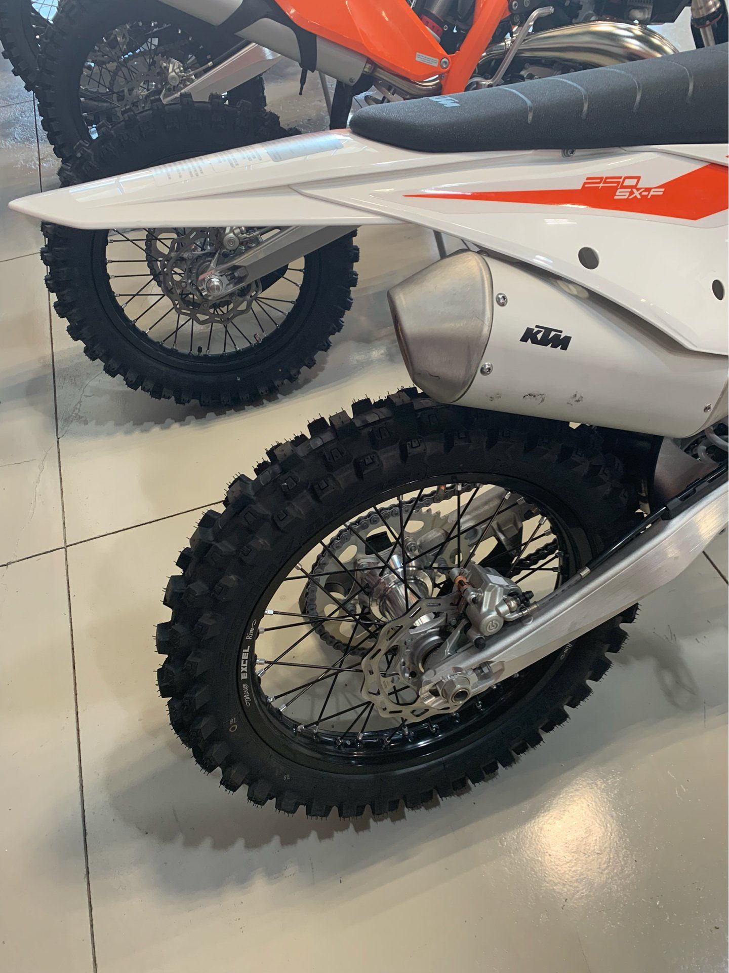 2019 KTM 250 SX-F in Laredo, Texas - Photo 3