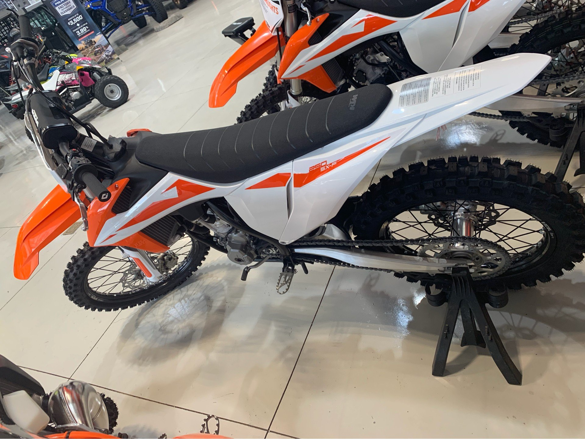2019 KTM 250 SX-F in Laredo, Texas - Photo 4