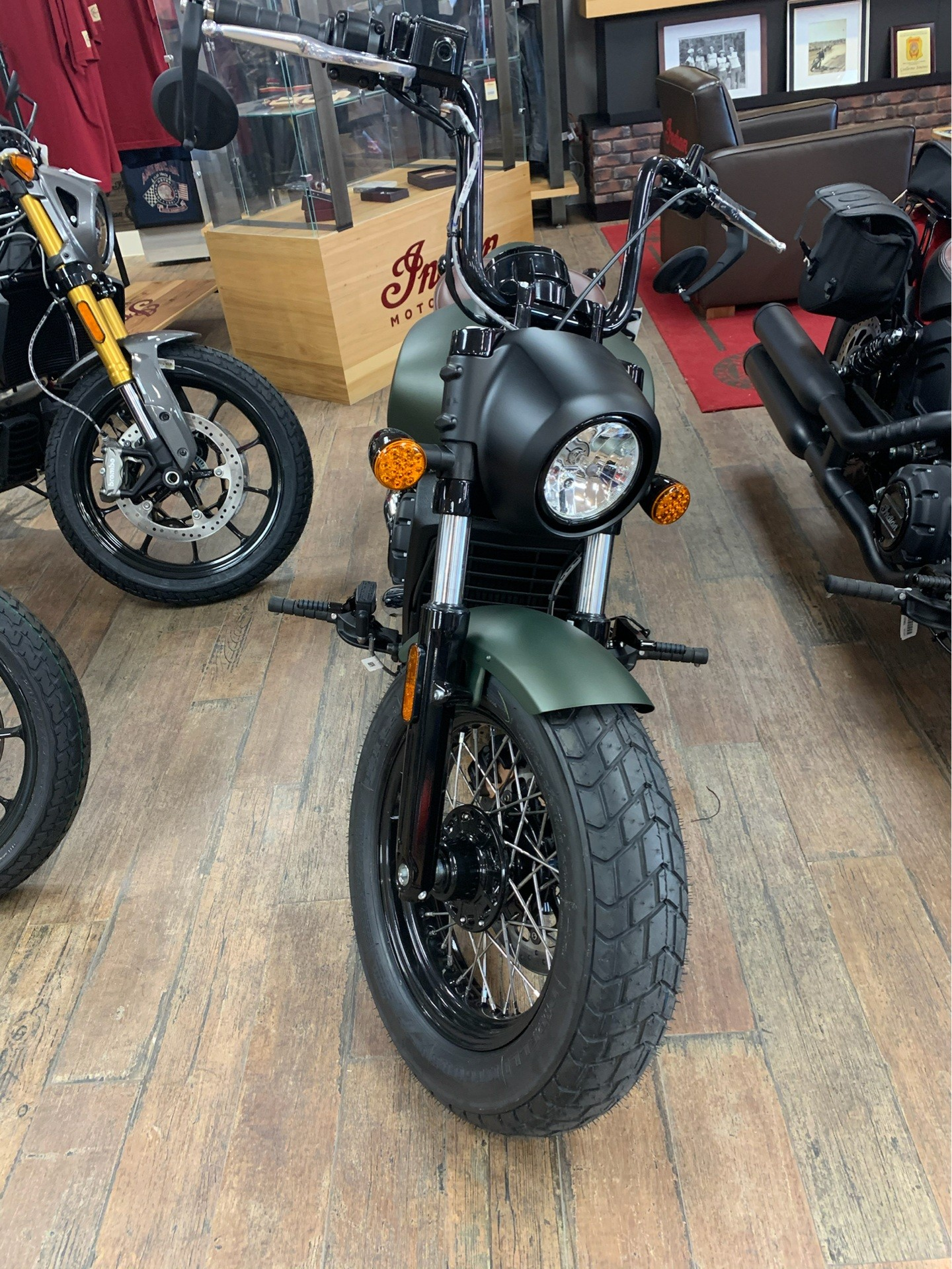 2020 Indian Scout® Bobber Twenty ABS in Laredo, Texas - Photo 2
