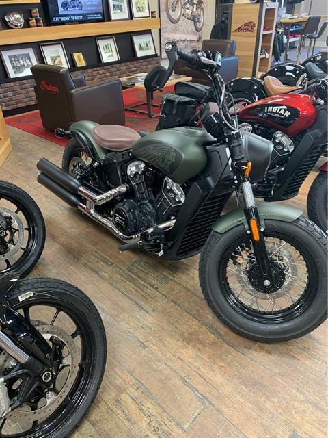2020 Indian Scout® Bobber Twenty ABS in Laredo, Texas - Photo 1