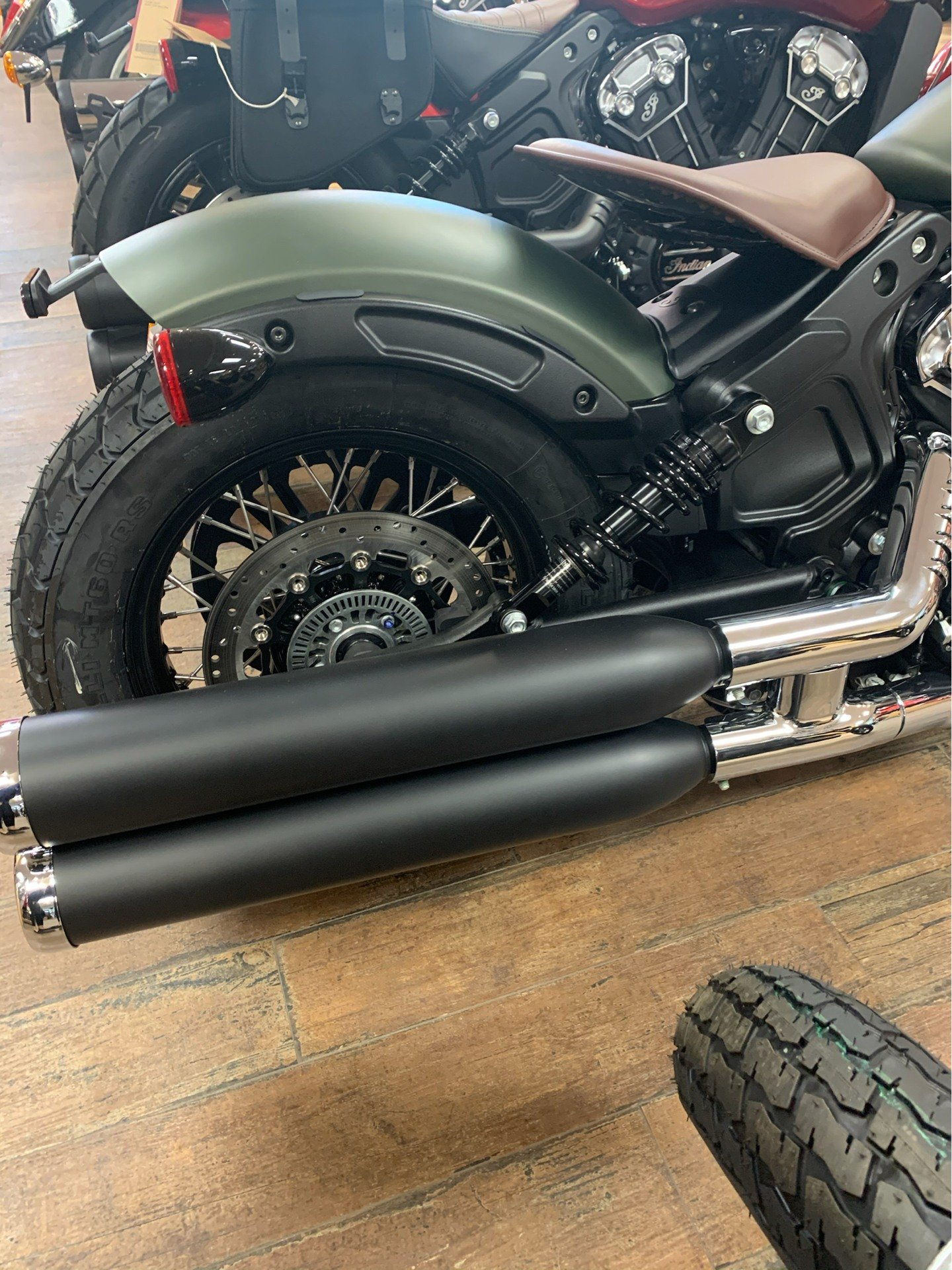 2020 Indian Scout® Bobber Twenty ABS in Laredo, Texas - Photo 4